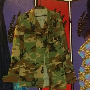 Other - Mens Camouflage jacket